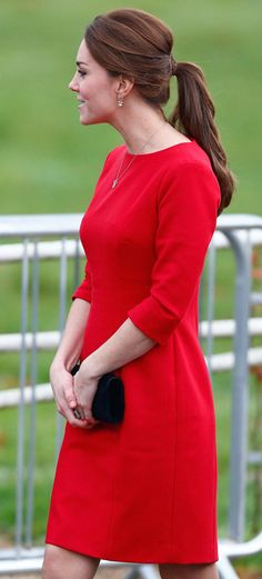 How to Get Kate Middleton's Royal Ponytail - Health News and Views - Health.com