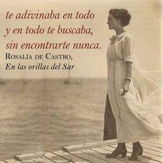 ·    Rosalía de Castro
