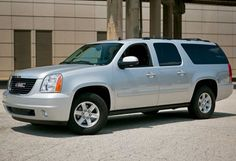 9. GMC Yukon  (TOP10 Most Stolen Vehicles in U.S. From 2010 to 2012)