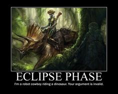 ddemotivators:  Eclipse Phase by Acatalepsy