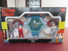 Cosmolem DX Capitaine Flam Captain Future Futuro Popy | eBay