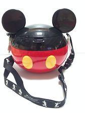 TDR Japan Tokyo Disney Resort 2014 Mickey Mouse EAR Popcorn Bucket