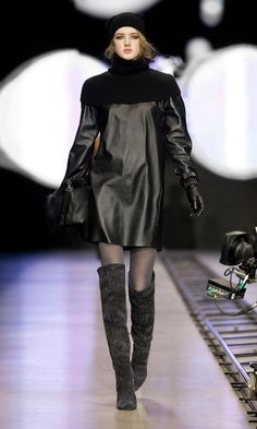 Fashion Show - Tiger of Sweden Women's FW14 #mbfwstockholm #fashion #style #fashionshow #runway #FW14 #fall2014 #fall14 #womenswear #stockholm