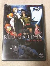 RED GARDEN Volume 1 Live to Kill Anime Region 1 DVD Dub & Sub ADV Films EUC