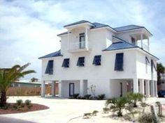 Beautiful 'Bella Blue' New Heated Pool, Pensacola Beach