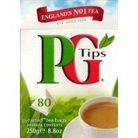 PG tips Black Tea 80 Count Box 80pyramid tea bagsPack of 3 *** Read more  at the image link.