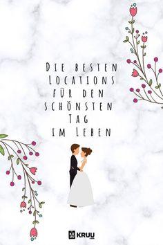 Die perfekte Hochzeitslocation finden ist schwer! Wir haben für dich einen gnadenlos guten Location- Finder! Schau rein und finde den Traumort an dem du den Start in deine Ehe feierst! Ob Mottoparty und klassiche Hochzeitsfeier- die besten Eventlocations für deine unvergesslichen Feier findest du hier!   #hochzeit #heiraten #kruu #event #location #heiraten #feier #locationsuche #deutschland #hochzeitsfeier Inspiration, Movie Posters, Tricks, Quote, Eucalyptus Wedding, Newlyweds, Getting Married, Biblical Inspiration, Quotation