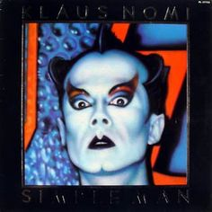 Images for Klaus Nomi - Simple Man