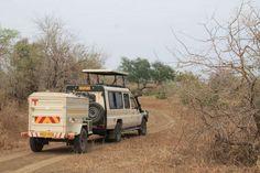 North Luangwa Nationalpark - Wigwam private Safaris