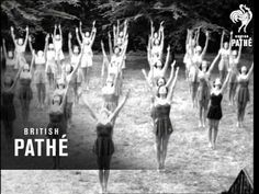 Margaret Morris Movement (1938) - YouTube WINDMILL MOVE