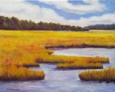 Oil, 16 x 20 by Don Sturdivant Landscape Paintings, Flowers, Oil, Landscape, Royal Icing Flowers, Flower, Landscape Drawings, Florals, Floral
