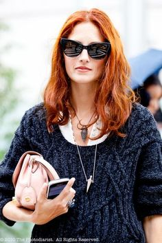 Taylor Tomasi Hill - Style and Accessories Director, US Marie Claire - Page 55 - the Fashion Spot