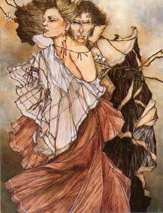 Thomas Canty, incredible artist!