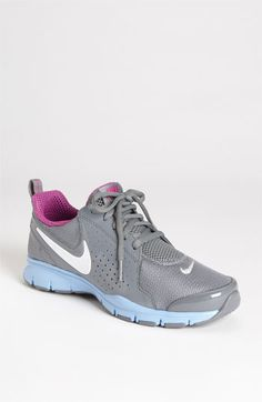 Nike 'In Season TR' Training Shoe (Women)  COOL GREY/ BOL GREY/ BLUE