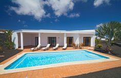 Villa Blancas - Villa Lanzarote, geen massa toerisme. - Ilios Reizen