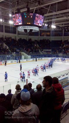 Hockey KHL Lada-Jokerit by zudmitrii39