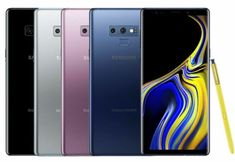 Buy Samsung GALAXY Note 9 all colors by madMIX_X on Realistic (copy) model of Samsung Galaxy Note 9 all colors. Samsung Galaxy S9, Galaxy S8, New Phones, Latest Phones, Smart Phones, Mobile Phones, Android, Unlocked Phones, Samsung Mobile