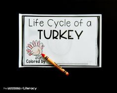 Life Cycle of a Turkey Emergent Reader