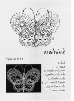 10 motylu Fabric Stiffener, Dorset Buttons, Bobbin Lace Patterns, Needle Tatting, Lacemaking, Lace Heart, Point Lace, Lace Jewelry, Micro Macrame