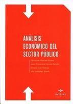 Análisis económico del sector público / Fernando Álvarez Gómez [y otros]