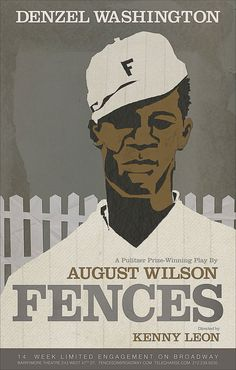 August Wilson 'Fences' by Adrien Vargas directed by our Artistic Director Kenny Leon