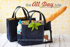 All Day tote Lotta Jansdotter