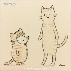 1102 猫 cats