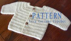 CROCHET PATTERNS bundle Baby Boy Sweater von LisaCorinneCrochet