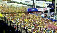 Italian GP Race - The Crowd After the Race