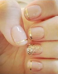 Repinned: Gorgeously Gold.