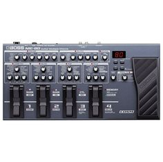 Boss ME-80 Guitar Multiple Effects with Looper
