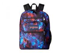 JanSport Big Student (Multi Garden Space) Backpack Bags