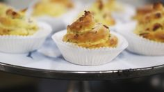 Eén - Dagelijkse kost - aardappel-cupcakes