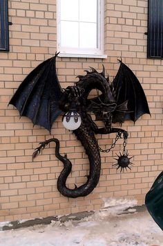 """Obtain terrific pointers on """"metal art projects"""". They are actually readily available for you on our internet site. Fantasy Dragon, Fantasy Art, Cama Design, Dragons, Goth Home Decor, Steampunk House, Gothic Furniture, Dragon Artwork, Gothic House"""