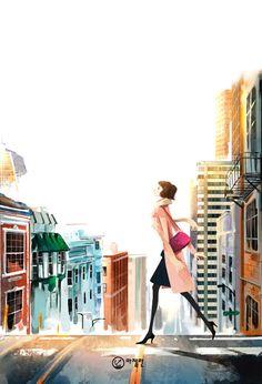 Kim Ji-Hyuck (Hanuol)  http://www.picturebook-illust.com/illustrator/gallery_set.html?id=hanuol&page=7&m_id=