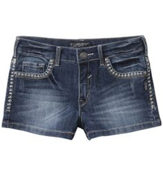 I just entered to win my wishlist, and you should too! Click now to enter!  Lacy Cuff Short Short