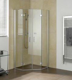 2 Door Round Shower Enclosure