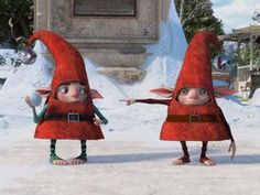 The mischievous Elves are most of Nicholas St. North's workers. They are small humanoid...