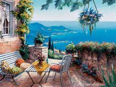 Reint Withaar, Sanatsal Resimler, yağlı boya manzara resimleri, manzara resimleri, yağlı boya manzara tabloları