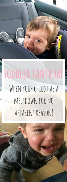 When your child throws a tantrum for no reason. Apparently I am just an asshole parent. Are you an asshole parent too?