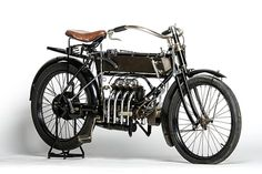 1912 FN Four Cylinder