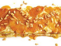 Pineapple and Pine Nut Torte Recipe   SAVEUR