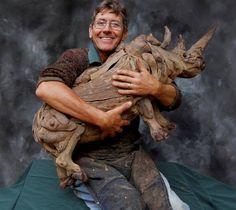 Best 25 Driftwood Sculpture Ideas On Pinterest