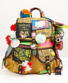 Make an awesome rucksack!  http://blogs.asos.com/kates-closet/Post/festival-diy-customise-your-rucksack#