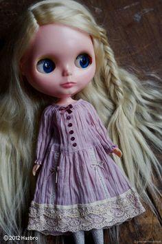1970's Kenner Blythe  blonde hair