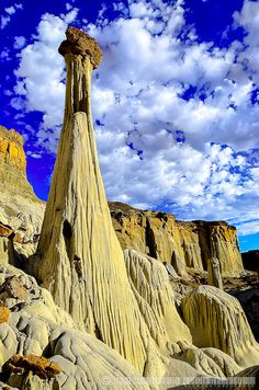 Wahweap Hoodoos, Grand Staircase-Escalante National Monument, Utah