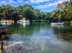 Laguna Gri-Gri, Río San Juan, Dominican Republic