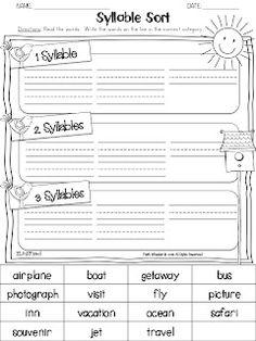 Grade Fantabulous: Back with Printables Teaching First Grade, First Grade Reading, First Grade Classroom, Teaching Writing, Classroom Fun, Teaching Tips, Future Classroom, School Fun, School Ideas
