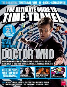 Get The Ultimate Guide To Time Travel | SFX