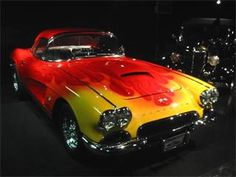 1958 Chevrolet Corvette Pictures: See 107 pics for 1958 Chevrolet Corvette. Browse interior and exterior photos for 1958 Chevrolet Corvette. 1962 Corvette, Corvette For Sale, Chevrolet Corvette, Chevy, Pontiac Gto, Classic Corvette, Convertible, Toyota, Volkswagen